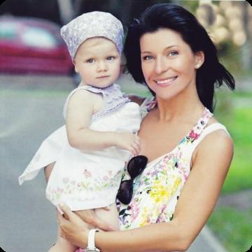 Верочка из сериала «Воронины» показала свою повзрослевшую доченьку