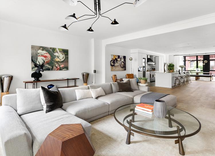 152975 В гостях у Софи Тернер и Джо Джонаса: экскурсия по квартире за 5,9 миллионов долларов в Нью-Йорке
