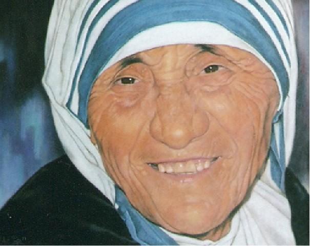 157789 За что Мать Тереза получила Нобелевскую Премию Мира?
