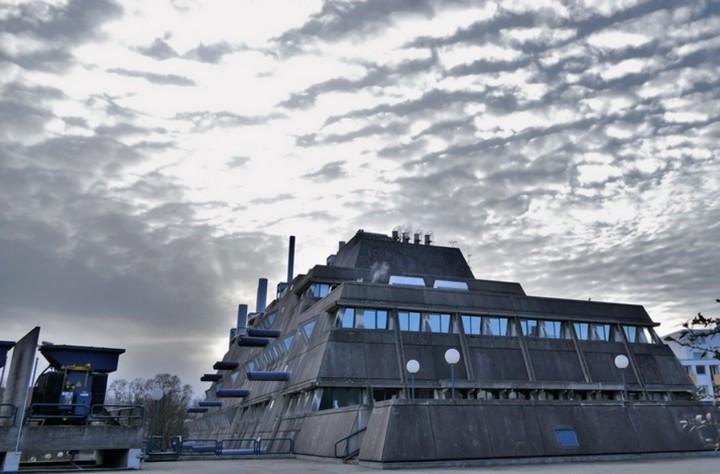 163108 Mausebunker: мышиный бункер в Берлине