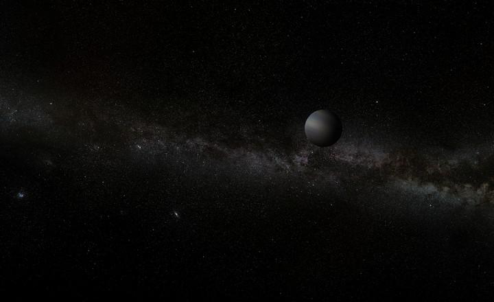 165744 Что из себя представляет планет-изгой?