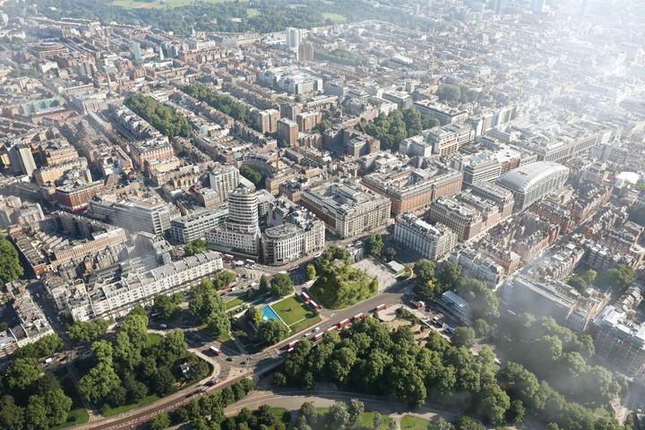 165432 Новый аттракцион позволит увидеть Лондон с другой перспективы
