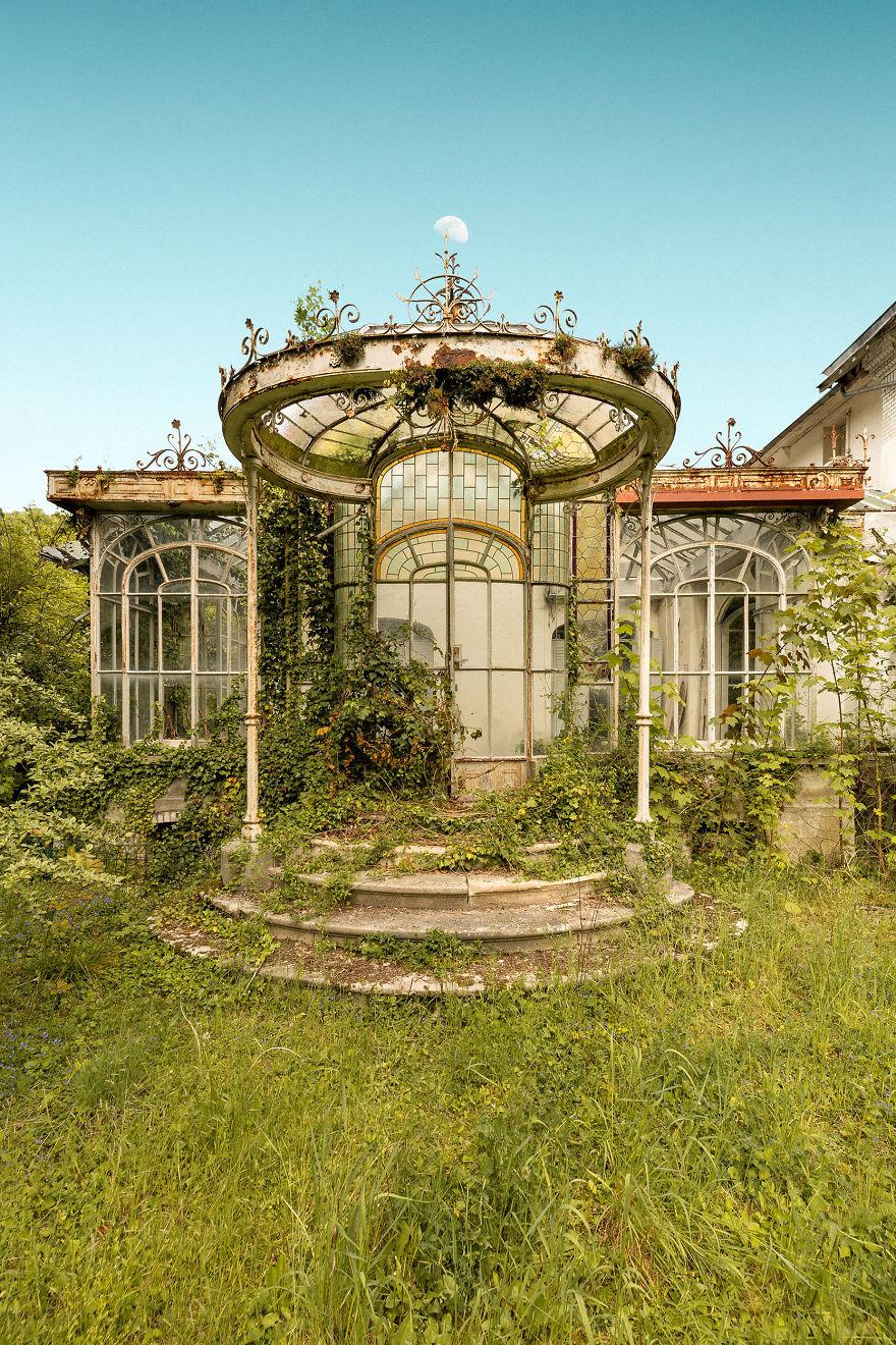 16 старых заброшенных мест из разных уголков планеты, от которых веет таинственностью